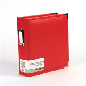 Picture of *50% OFF* Anthology 6 x 8 Album - Red *SALE* WHILE SUPPLIES LAST
